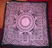 Celtic Altar Tarot Cloth Cotton Wicca Pagan New Design (4)